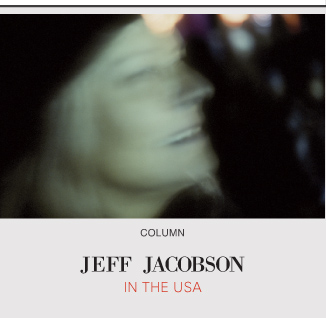 Jeff Jacobson - Visura Photography Magazine