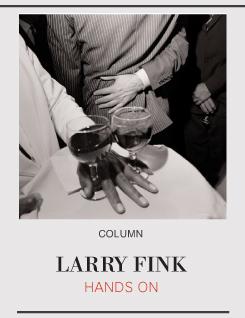 Larry Fink - Visura Photography Magazine
