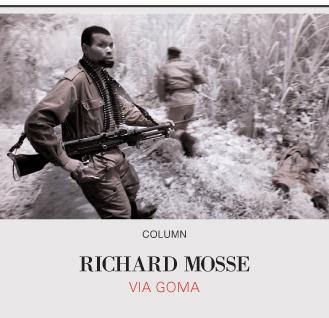 Richard Mosse - Visura Photography Magazine